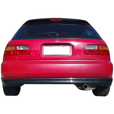 92-95 Honda Civic EG Type R Rear Bumper Lip