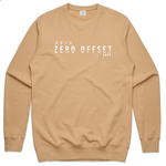 Zero Offset Collection #2 - Beige 'Paradise' Crew Neck