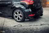 Buy Ford MK3.5 Focus ST Side Splitters | Flow Designs Australia