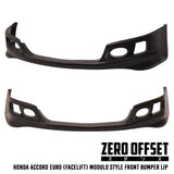 06-08 Honda Accord Euro CL9 Modulo Style Front Lip (Facelift)