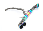 Invidia Nissan R35 GTR Cat back Exhaust Titanium