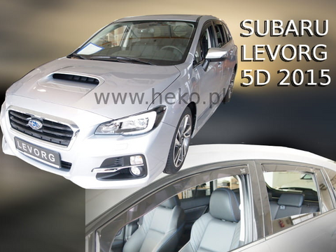 Team Heko Weather Shields - Subaru Levorg V1 16-20