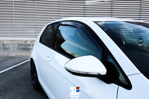 Team Heko Weather Shields - Volkswagen Golf MK7/MK7.5 3 Door Hatch