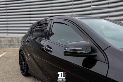 Team Heko Weather Shields - Mercedes A Class (W176) 5 Door Hatch 12-19