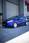 Team Heko Weather Shields - Ford Fiesta MK6 3 Door 08-18