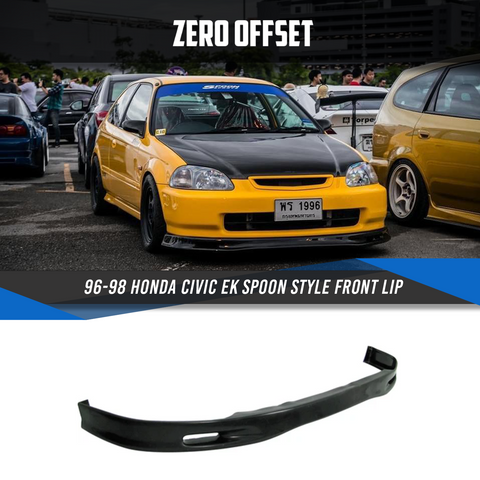 96-98 Honda Civic EK Spoon Style Front Lip