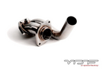 VRSF MM Stainless Steel External Dump O2 Housing Mitsubishi Evo 8 & 9