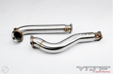 VRSF 3″ Stainless Steel Catless Downpipes 2008 – 2010 BMW 535i E60 N54