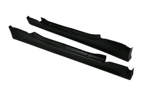 03-08 Nissan 350Z Z33 Fairlady V Style Side Skirts
