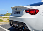 12-16 Toyota 86/BRZ OE Style Rear Diffuser