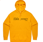 Zero Offset Collection #2 - Yellow 'Sunrise' Hoodie