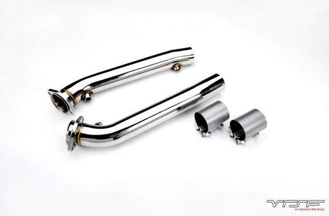 VRSF Stainless Steel Test Pipes 2008 – 2013 BMW (M3) S65 V8