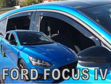 Team Heko Weather Shields - Ford Focus MK4 SA Hatch 18-Present