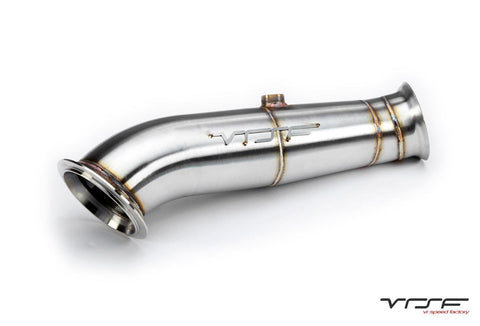 VRSF N55 Downpipe Upgrade for 2012 – 2018 BMW M135i, M235i, (M2), 335i & 435i F20/F21/F22/F30/F32/F33/F87