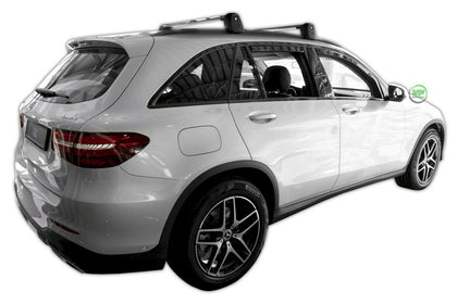 Team Heko Weather Shields - Mercedes GLC X253 Wagon 2016+