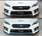 Flow Designs All Accessories - Subaru VA WRX/STI Full Lip Splitter Set