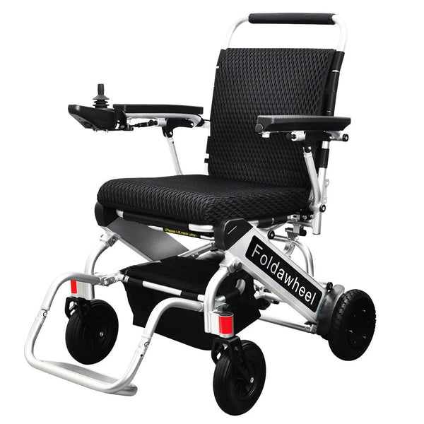 Maintaining Your Powered Wheelchair