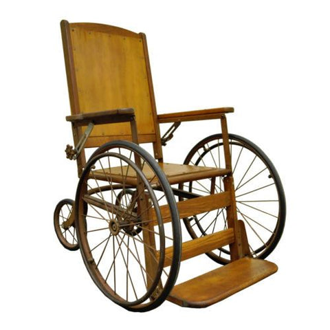 1900s Wheelchair