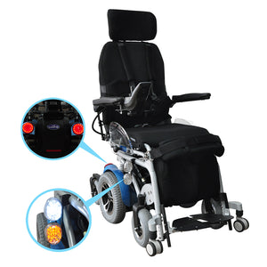 Draco Standing Powered Wheelchair