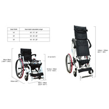 Load image into Gallery viewer, Leo II Standing Wheelchair