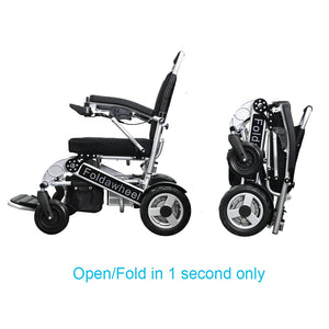 Light Powered Wheelchair PW-1000XL