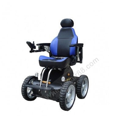 Stair Climbing Powered Wheelchair PW-4x4Q
