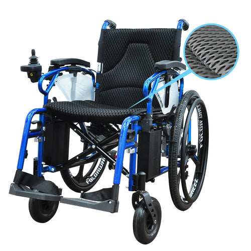 Foldable Powered Wheelchair PW-800AX