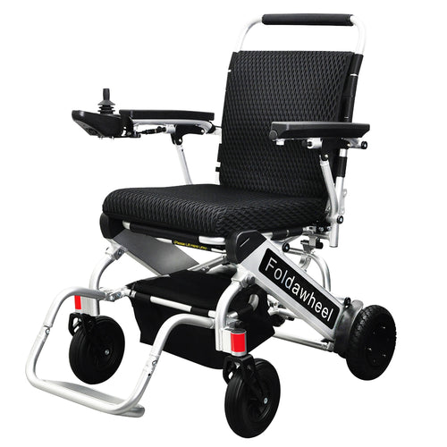 The Lightest Powered Wheelchair PW-999UL