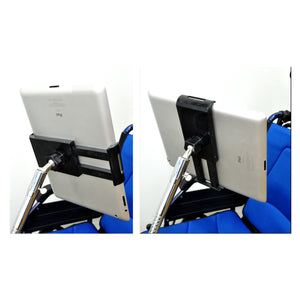 iPad and smart phone holder