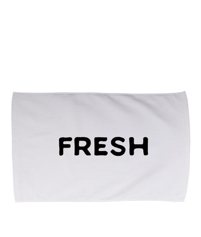 Fresh Fest Festival Towel