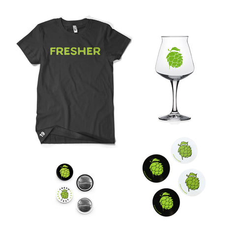 Fresh Fest 2019 Merch Pack