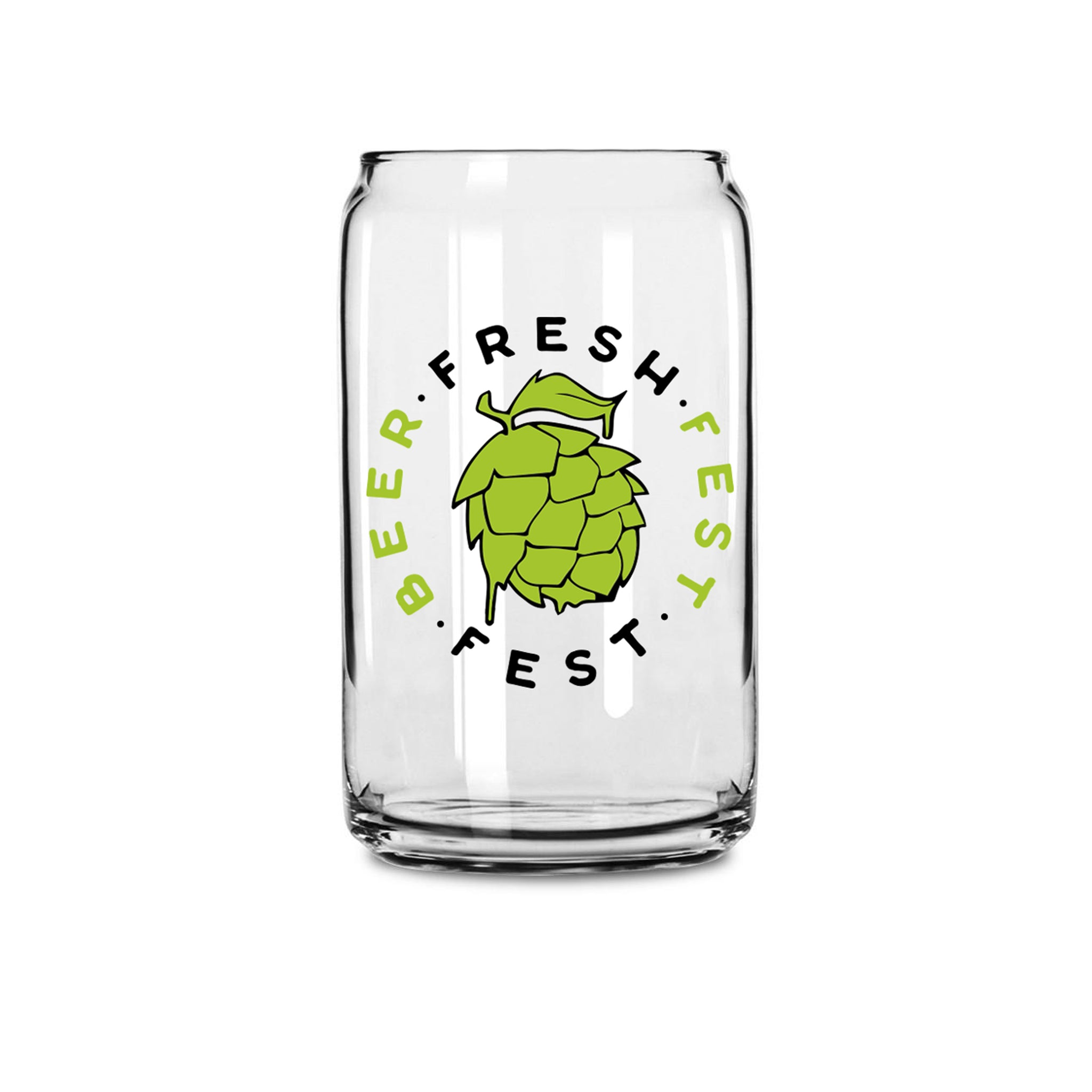 Fresh Fest 2018 Taster Glass