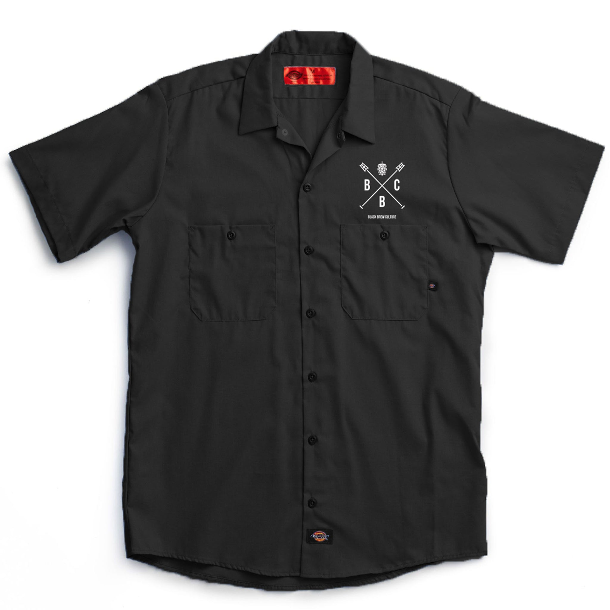 Mash Paddle Brewer Shirt - Black