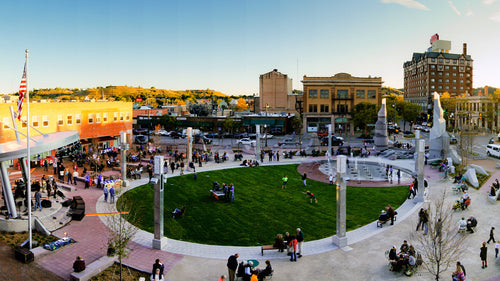 Main Street Square, Rapid City, SD