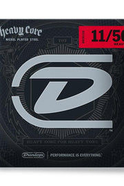 Dunlop DHCN1150 Electric String Set, .011-.050