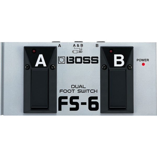 Boss FS-6 Dual Footswitch from Haggertys Music