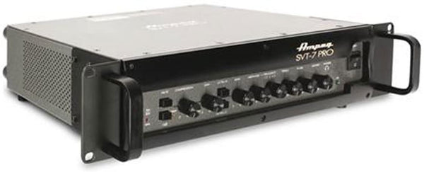 SVT-7 Pro 1000W Bass Amp Head from Haggertys Music