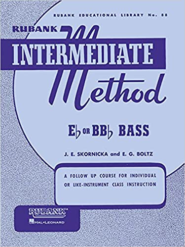 Hal Leonard Intermediate Band Method - BBb Bass (Tuba)/Eb Bass (Tuba)