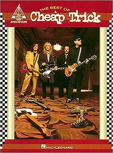 The Best Of Cheap Trick - Hal Leonard Book