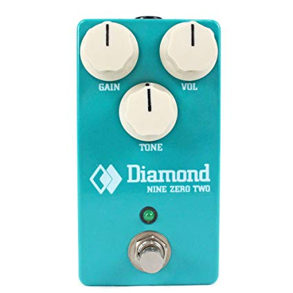 Diamond Nine Zero Two Pedal