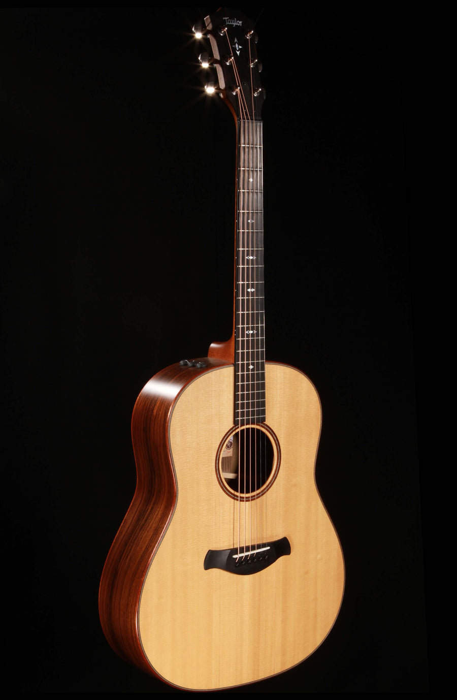 Taylor 717e Builders Edition Acoustic-Electric Guitar
