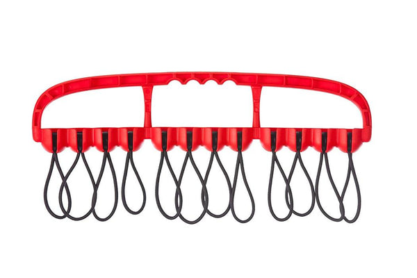 Cable Wrangler Cable Hanger Red from Haggertys Music