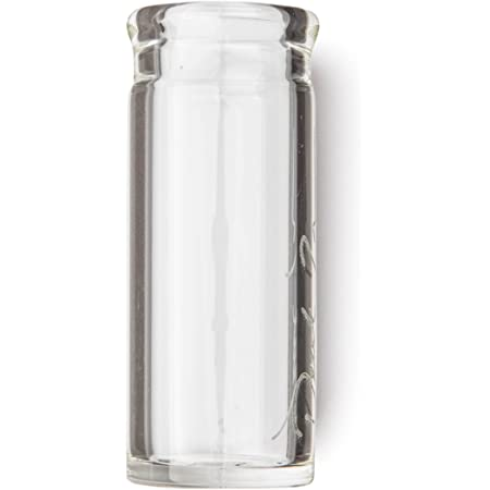 Dunlop Blues Bottle Slide Heavy Wall Medium Clear Slide