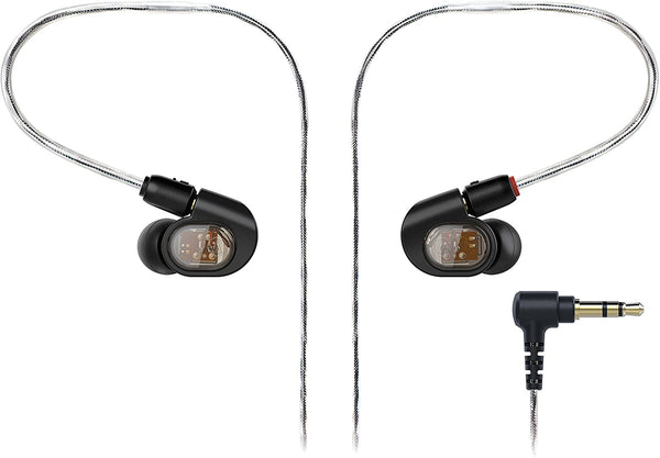 Audio Technica ATH-E70 In-Ear Monitor Headphones from Haggertys Music
