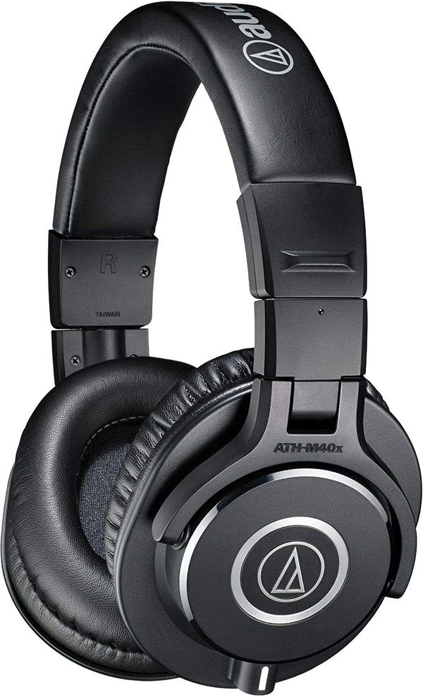 Audio Technica ATH-M40X Headphones fro Haggertys Music