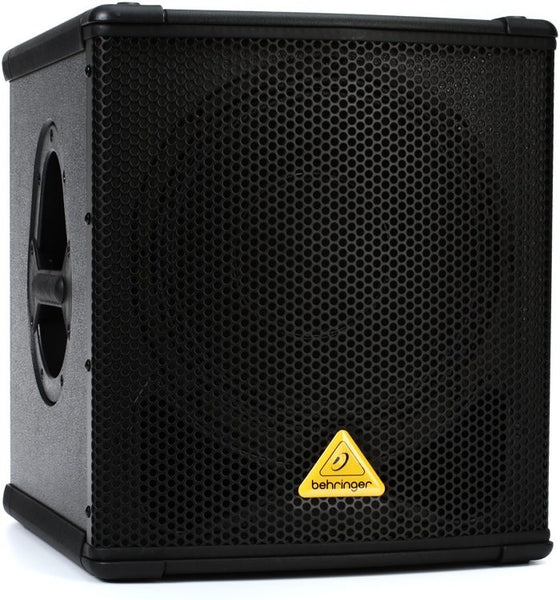 "Behringer B1200D Pro 12"" Powered Subwoofer 500W for Haggertys Music"