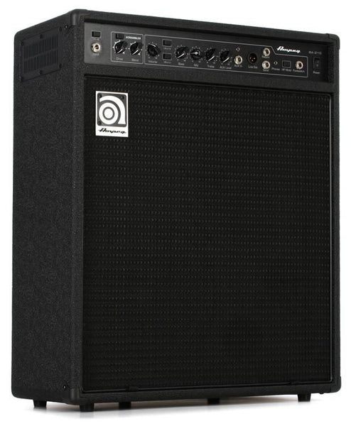 Ampeg BA-210 Combo Bass Amp from Haggertys Music