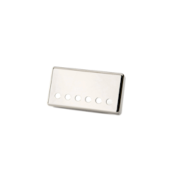 Gibson Bridge Humbucker Cover, Nickel