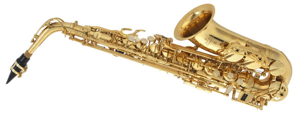 Buffet 400 Series Alto Sax Antique Natural 0149