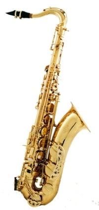 Buffet 400 Series Tenor Sax Lacquer from Haggertys Music